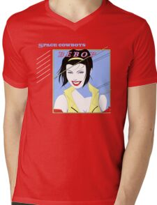 """Bebop"" by the Space Cowboys Mens V-Neck T-Shirt"