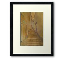 Temperance Place Framed Print