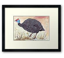 What's it worth in Guineas? Framed Print