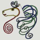 Celtic Horse by reddesilets
