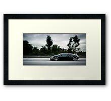Bugatti Veyron Super Sport -  Framed Print