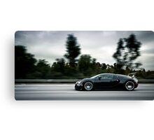 Bugatti Veyron Super Sport -  Canvas Print