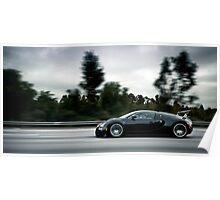 Bugatti Veyron Super Sport -  Poster