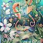 Springtime in the Sea by Robin Pushe'e