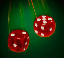 Tumbling Dice by Steven Lungley