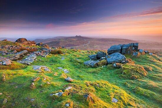 Dartmoor by Sebastian Wasek
