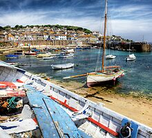 Mousehole Harbour by Paul Thompson Photography