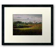 Cape Hatteras NC Framed Print