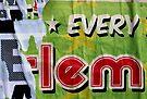 * EVERY E-lem by richman