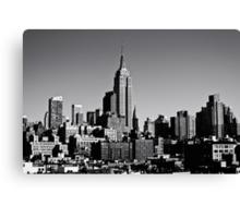 Timeless - The New York City Skyline Canvas Print