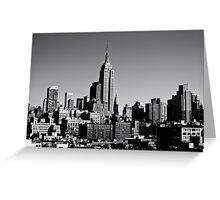 Timeless - The New York City Skyline Greeting Card