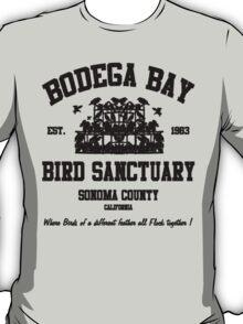 BODEGA BAY BIRD SANCTUARY T-Shirt