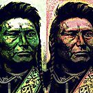 CHIEF JOSEPH-WARRIORS OF THE WASTELAND by OTIS PORRITT