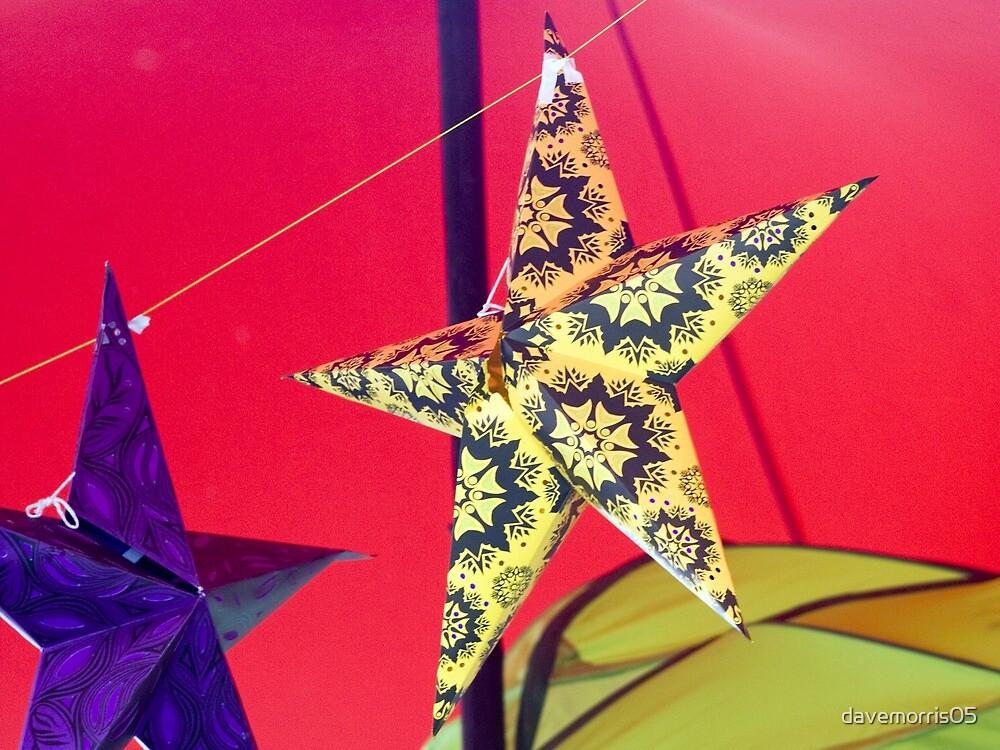 Stars at Trees by davemorris05