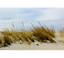 Dune and sky Photographic Print