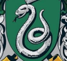 Slytherin Crest  Sticker
