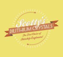 Scotty's Dilithium Crystals Baby Tee