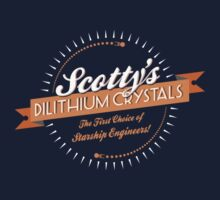 Scotty's Dilithium Crystals One Piece - Short Sleeve