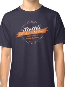 Scotty's Dilithium Crystals Classic T-Shirt