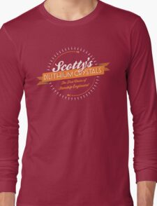 Scotty's Dilithium Crystals Long Sleeve T-Shirt