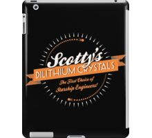 Scotty's Dilithium Crystals iPad Case/Skin