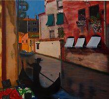 I dream of Venice by FraghArtizart