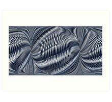 Wave Form Generator Art Print