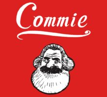 Commie by Dylan Horrocks