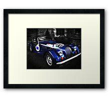 '71 Morgan Framed Print