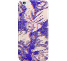 Animal Scream  iPhone Case/Skin
