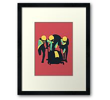 Cool Runnings Framed Print