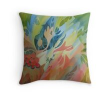 Ripe and Beckoning Throw Pillow