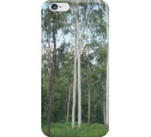 Trees On the way to Wallaman Falls iPhone Case/Skin