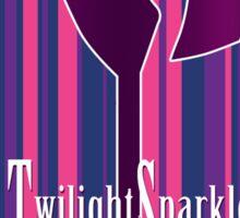Twilight Sparkle Vodka Sticker