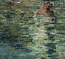 """""""Brick Wall"""" Case by TheMarkersMake"""