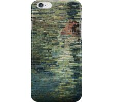 """Brick Wall"" Case iPhone Case/Skin"