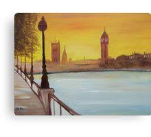 London 2 Canvas Print
