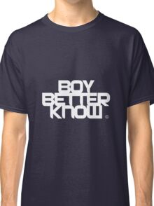 BBK- boy better know  Classic T-Shirt