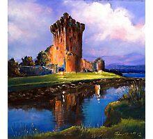 Ross Castle, Killarney, Ireland Photographic Print