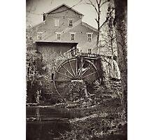 Falls Mill Photographic Print