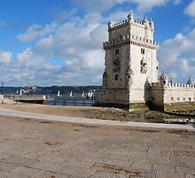 Belem Tower in Lisbon by luissantos84