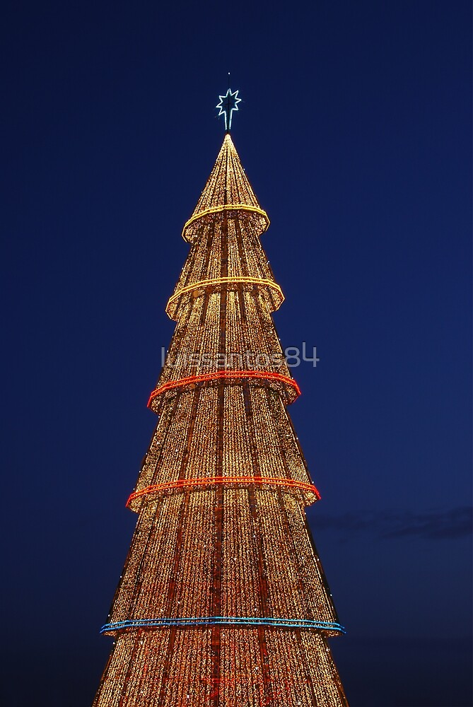 Christmas tree by luissantos84