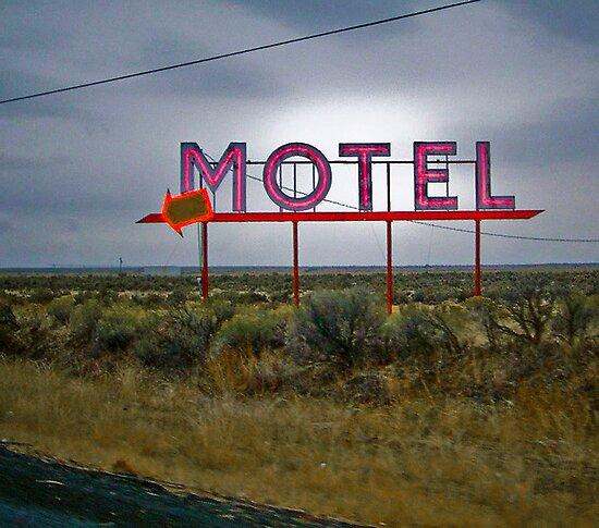 motel 2 by Bruce  Dickson