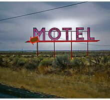 motel 2 Photographic Print