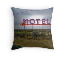 motel 2 Throw Pillow