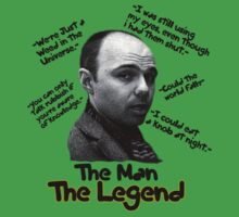 Karl Pilkington - The Man, The Legend by Chewitz