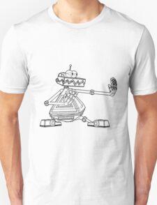 Tubbs Strike 1 Bk Unisex T-Shirt