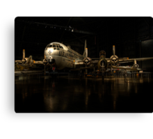 630 At Wright Patterson Canvas Print