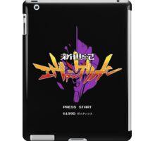 Neon Pixels iPad Case/Skin