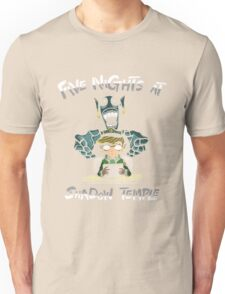 Legend Of Zelda - Five Nights At Shadow Temple Unisex T-Shirt